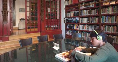 4,500 volúmenes resguarda la Biblioteca de la Gastronomía Mexicana