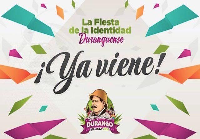Conciertos y concursos de la Feria Nacional Durango 2016