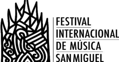 Programa del Festival Internacional de Música 2016 de San Miguel de Allende