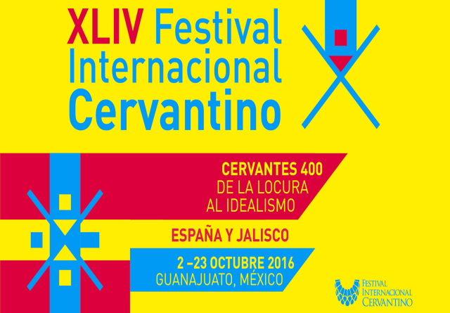 Promete ser espectacular el programa del Festival Internacional Cervantino 2016