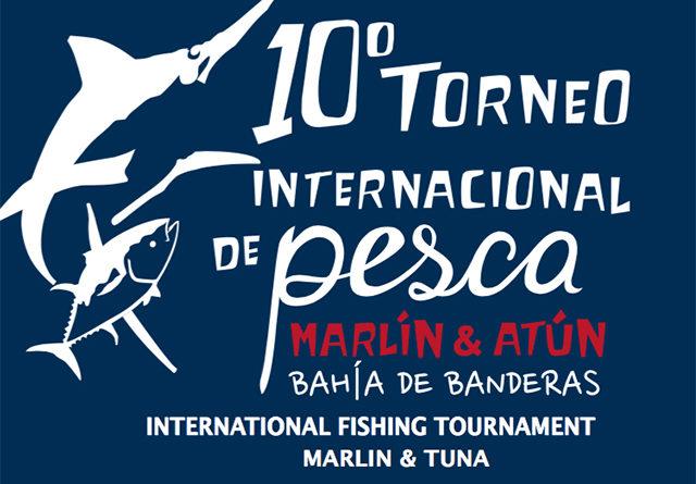Se acerca el 10º Torneo Internacional de Marlin y Atún, Bahía de Banderas 2016
