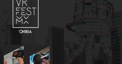 CDMX será la sede del VR FEST MX, el primer Festival Internacional de Realidad Virtual