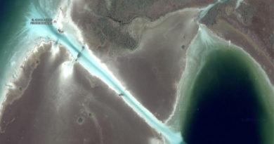 Recorre la Ruta de los Piratas en la Laguna de Bacalar