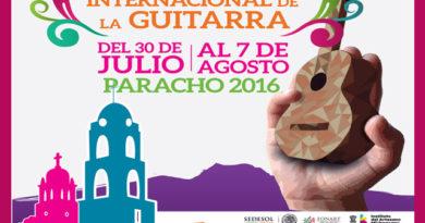 XLIII Feria Nacional de la Guitarra: música, tradición y cultura en Paracho