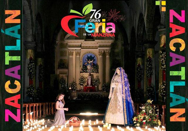 76 Gran Feria de la Manzana en Zacatlán, del 6 al 21 de agosto 2016