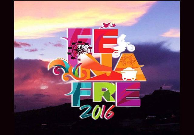 Feria Nacional de la Plata 2016 en Fresnillo, Zacatecas