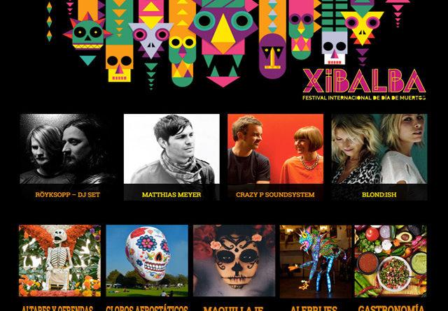 Festival Xibalba 2016: Música electrónica, altares de muertos, globos aerostáticos y mucho más