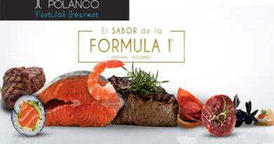 """Ven a probar """"El Sabor de la Formula 1®"""" en los mejores restaurantes de Polanco"""