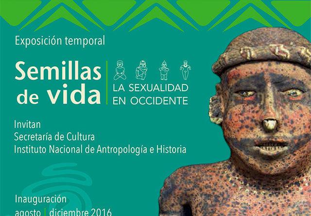 """Ultimas semanas para ver en Cancún la exposición """"Semillas de vida: La sexualidad en Occidente"""""""
