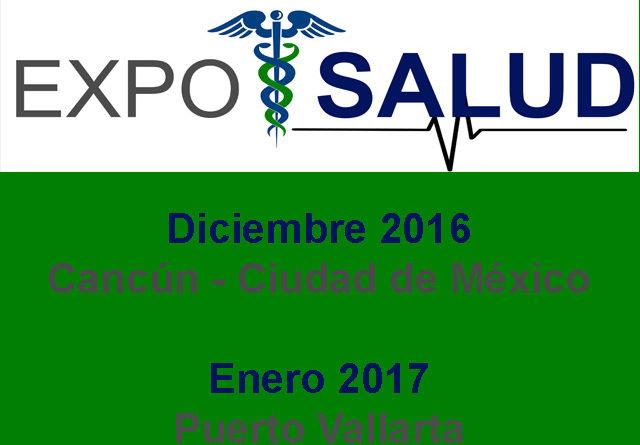 Este diciembre, Expo Salud 2016 llegará a Cancún y la ciudad de México