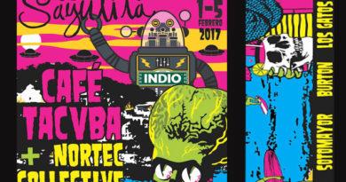 Café Tacuba y Nortec Collective en el line-up del Festival Sayulita 2017