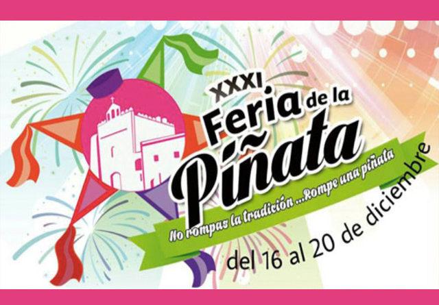 Pueblo con mucha tradición, Acolman se alista para celebrar la Feria de la Piñata 2016
