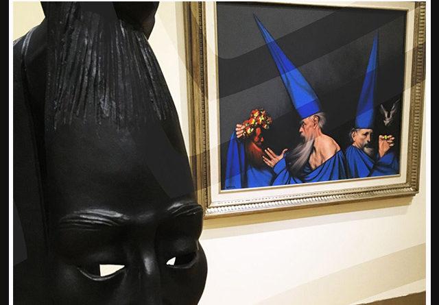 Alegoría de la Razón, exposición de Rafael Coronel en el MAHG