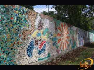 Episodio 2 Mural Mosaico Natasha Moraga