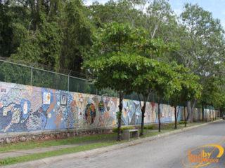 Episodio 2 Mural Mosaico Marina Vallarta
