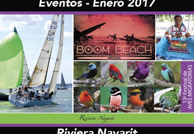 La Riviera Nayarit inicia el 2017 con eventos artísticos, culturales y deportivos