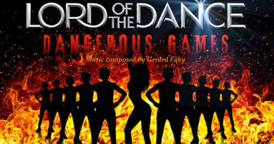 "El ""Dangerous Game"" de Michael Flatley - Lord of the Dance está de gira en México"