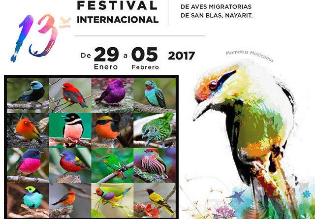 Actividades del XIII Festival Internacional de Aves Migratorias de San Blas