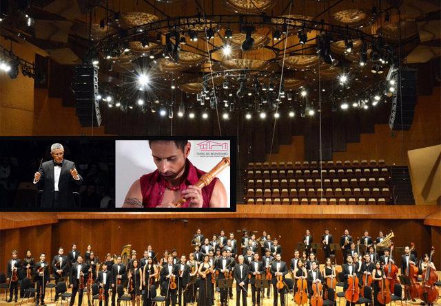 Horacio Franco y la OJUEM ofrecerán un concierto único en el Teatro del Bicentenario