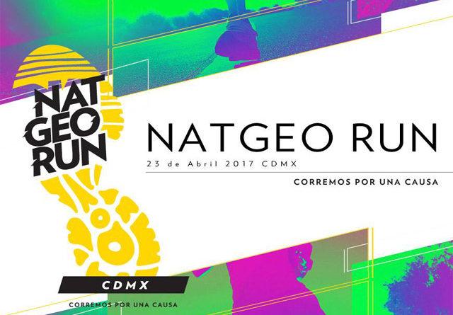 México participará a la NatGeo Run para celebrar el Día de la Tierra 2017