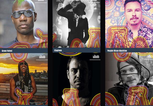 DJ's internacionales se darán cita en la Cruz de Huanacaxtle para la primera edición del RHA Festival