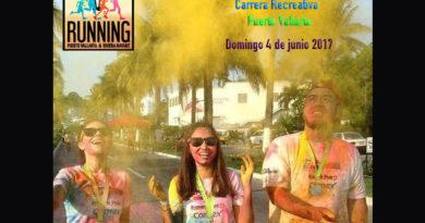 Color Run 5 K: Diversión y colores para todos este 4 de junio 2017 en Puerto Vallarta