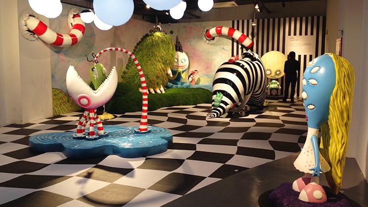 Tim Burton: La exhibición en CDMX