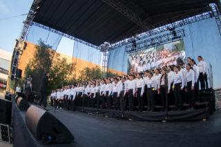 Coros del Valle de Señora, Forum Cultural Guanajuato