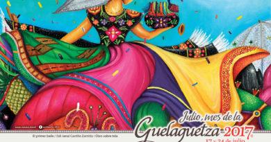 Guelaguetza 2017