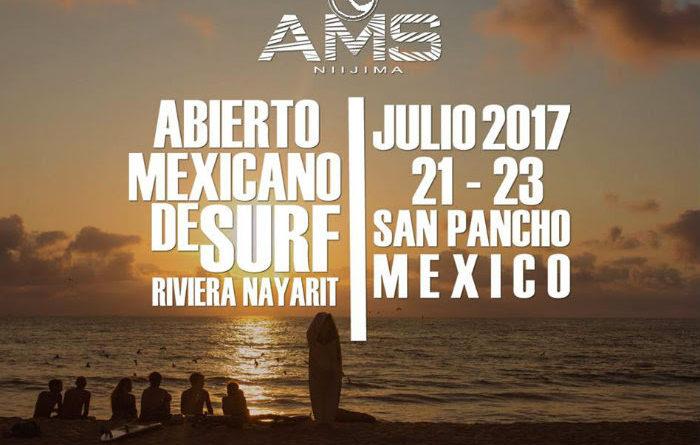 Abierto Mexicano de Surf 2017
