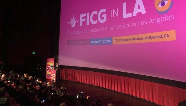 El el Festival Internacional de Cine de Guadalajara en Los Angeles tiene nueva directora.