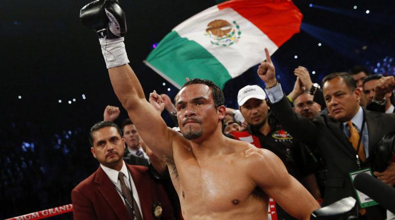 Juan Manuel Márquez se retira del boxeo profesional.