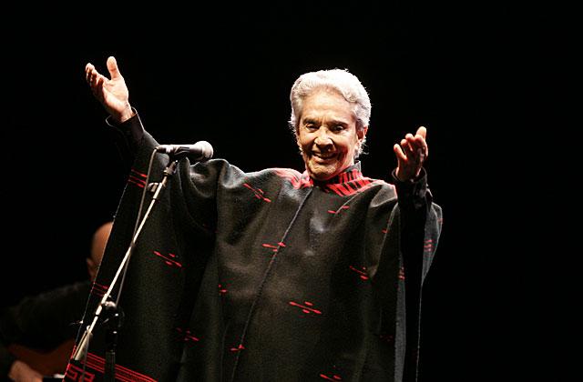 El documental de Chavela Vargas recibió el reconocimiento del público en el Festival de Cine de Biarritz, Francia.