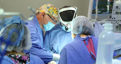 Cirujanos del IMSS realizaron una cirugía a corazón abierto en pleno terremoto.