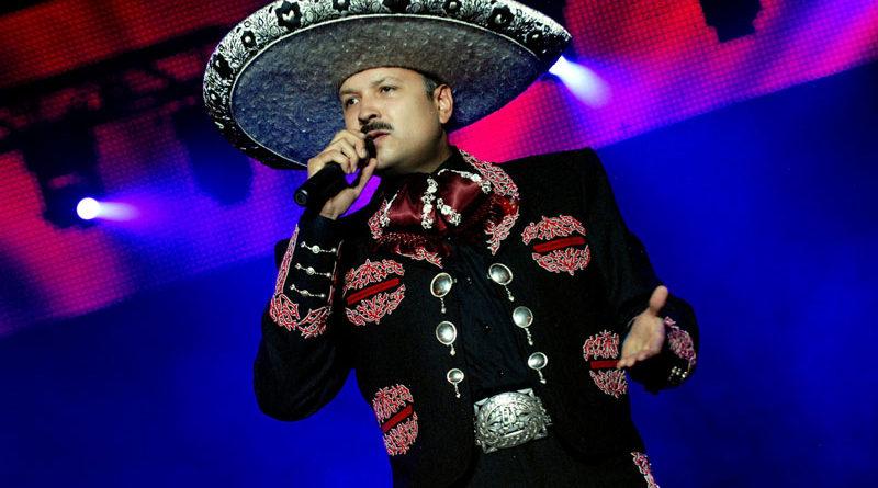 Pepe Aguilar donará la taquilla de su próximo concierto en Ciudad de México.