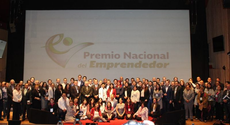 Una empresa de Zacatecas se llevó el Premio Nacional del Emprendedor 2017.