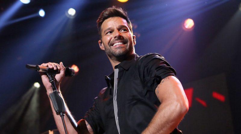 Ricky Martin se presentará en el Zócalo de la Ciudad de México el 20 de septiembre.