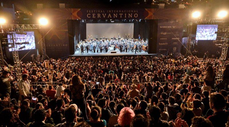 El Festival cervantino se disfruta en Guanajuato, ¡pero también en Ciudad de México!