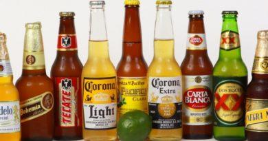 A los mexicanos nos gusta la cerveza. ¿Cual te gusta más?