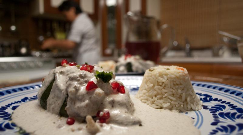 La gastronomía es fundamental para el turismo en México.