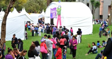 La Feria de las Calacas se celebrará este 29 de octubre en las instalaciones del Cenart.