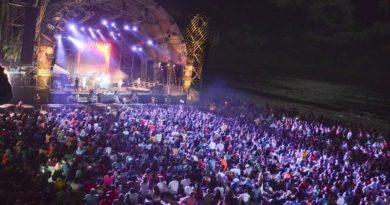 Todo listo para el Riviera Maya Jazz Festival en Playa del Carmen.