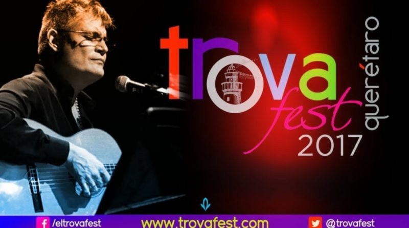 El Trovafest celebra su cuarta edición en la ciudad de Querétaro.