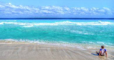 Te recomendamos 5 playas de Cancún para disfrutar en familia.