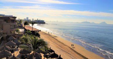 Si quieres playa, ¡tienes que venir a Mazatlán! La Perla de Occidente.