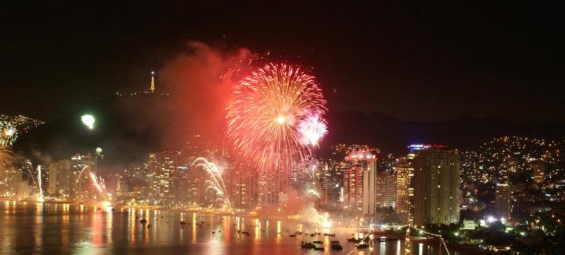¡Ven y celebra Año Nuevo en Acapulco!