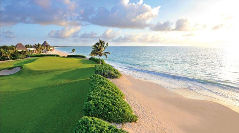 Conoce los mejores campos de golf en Cancún. ¡Imperdibles!
