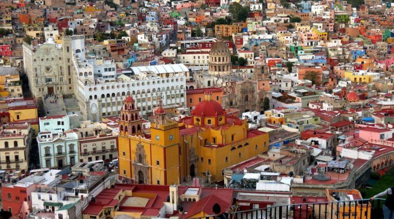 ¡No te puedes perder Guanajuato! Una gran ciudad con historia y cultura.