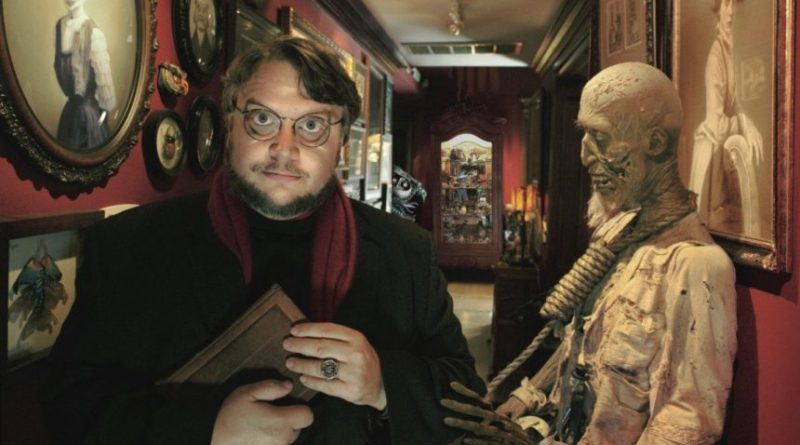 Guillermo del Toro presenta At Home With Monsters, una espeluznante y original exposición.