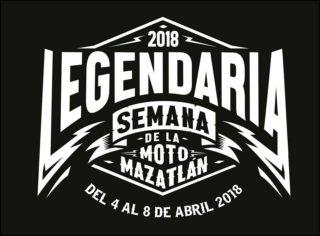 Semana Internacional de la Moto Mazatlán del 4 al 8 de abril